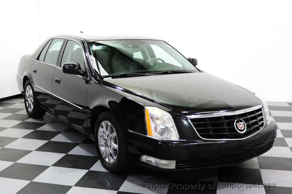 2011 Cadillac DTS DTS PREMIUM COLLECTION MOONROOF NAVIGATION - 17718773 - 44