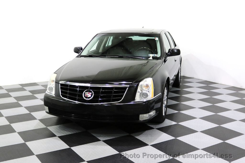 2011 Cadillac DTS DTS PREMIUM COLLECTION MOONROOF NAVIGATION - 17718773 - 51