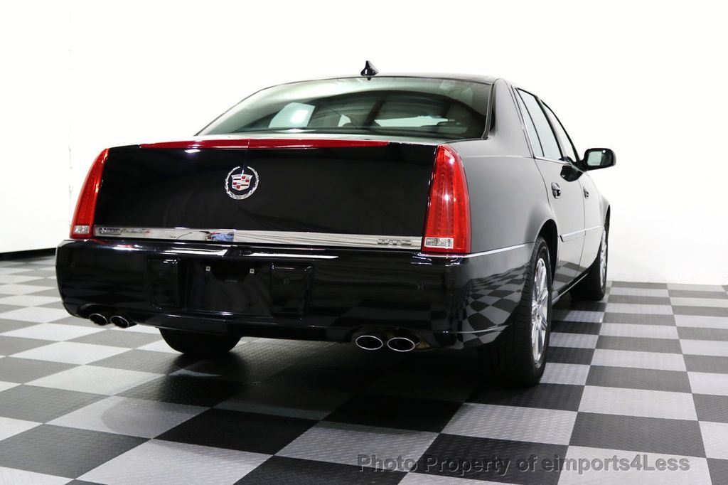 2011 Cadillac DTS DTS PREMIUM COLLECTION MOONROOF NAVIGATION - 17718773 - 53