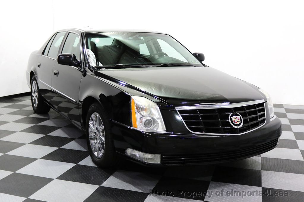 2011 Cadillac DTS DTS PREMIUM COLLECTION MOONROOF NAVIGATION - 17718773 - 55