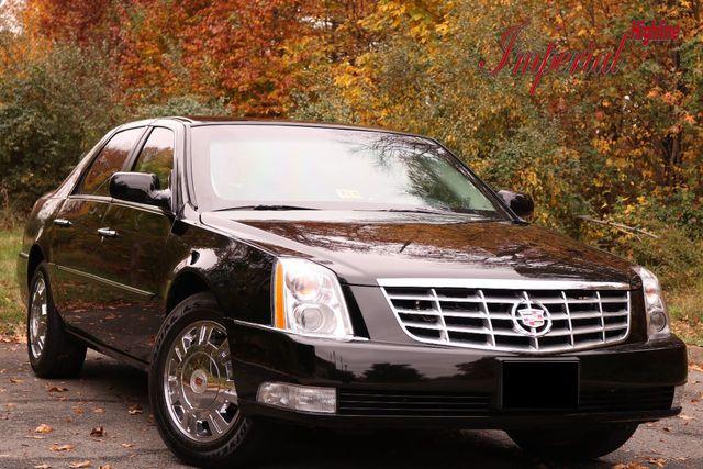 2011 Cadillac DTS Professional