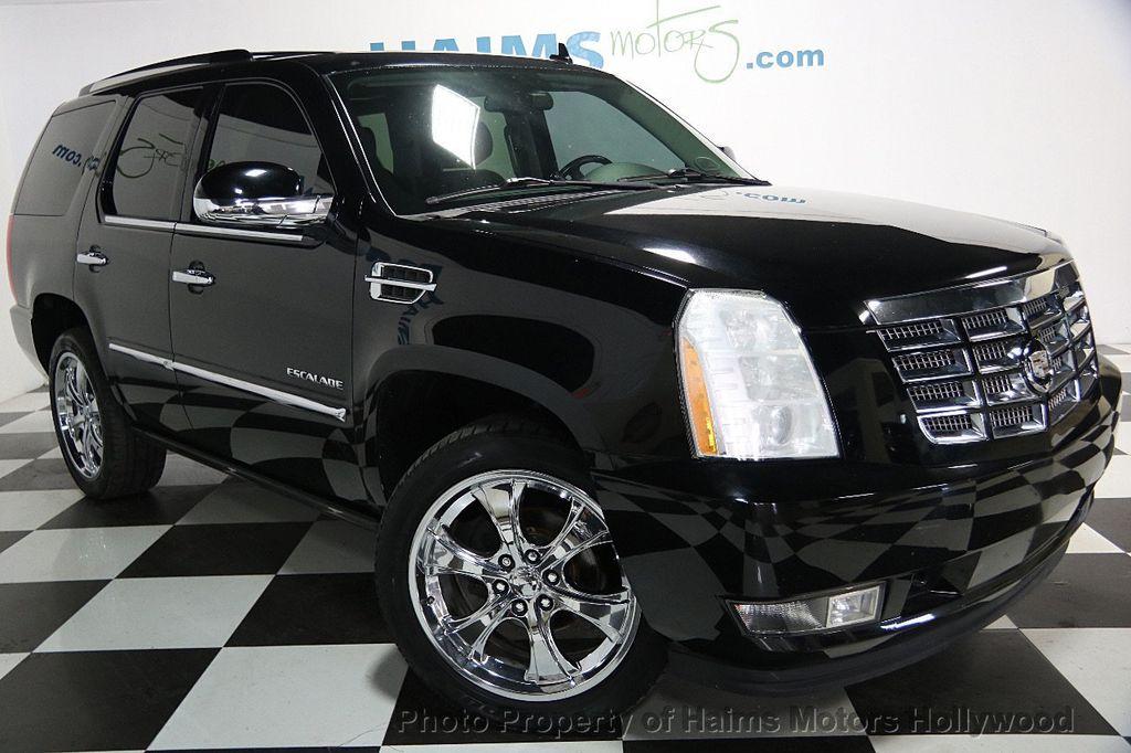 2011 Used Cadillac Escalade 2wd 4dr Premium At Haims Motors Ft Lauderdale Serving Lauderdale