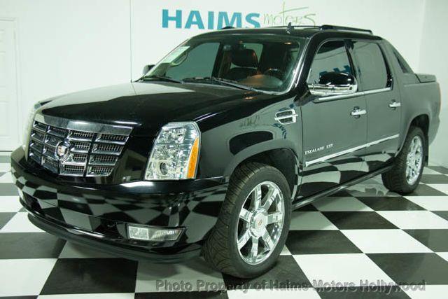2011 Used Cadillac Escalade Ext Premium At Haims Motors Serving Fort