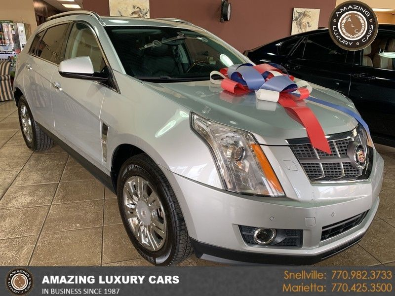 2011 Cadillac SRX AWD 4dr Premium Collection - 18655179 - 0