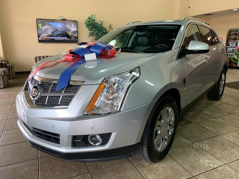 2011 Cadillac SRX AWD 4dr Premium Collection - 18655179 - 4