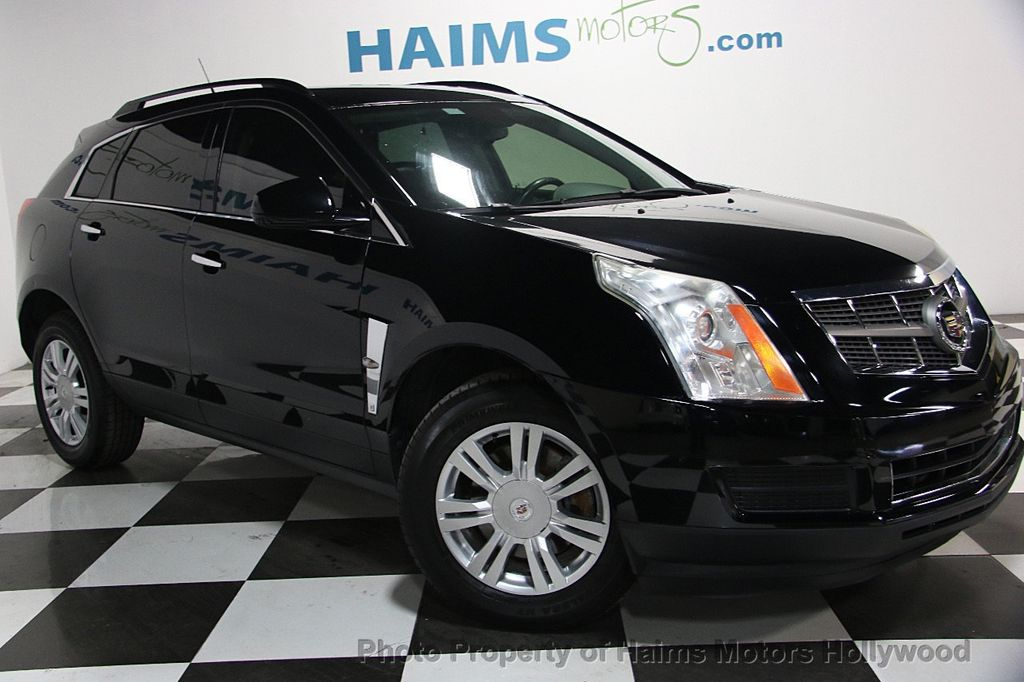 2011 used cadillac srx fwd 4dr at haims motors serving fort lauderdale hollywood miami fl. Black Bedroom Furniture Sets. Home Design Ideas