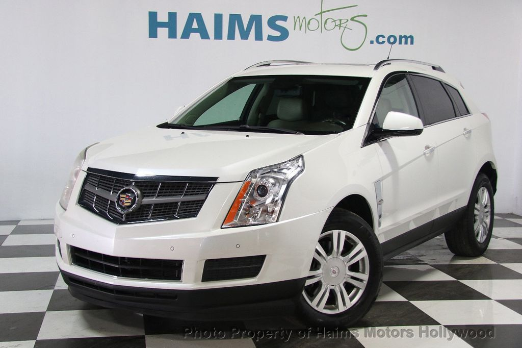 2011 Cadillac SRX FWD 4dr Luxury Collection - 16121663