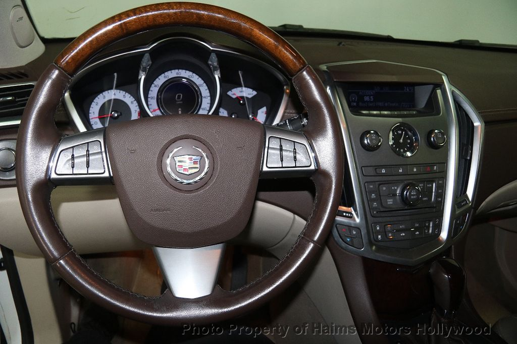 2011 Cadillac SRX FWD 4dr Luxury Collection - 16121663 - 27