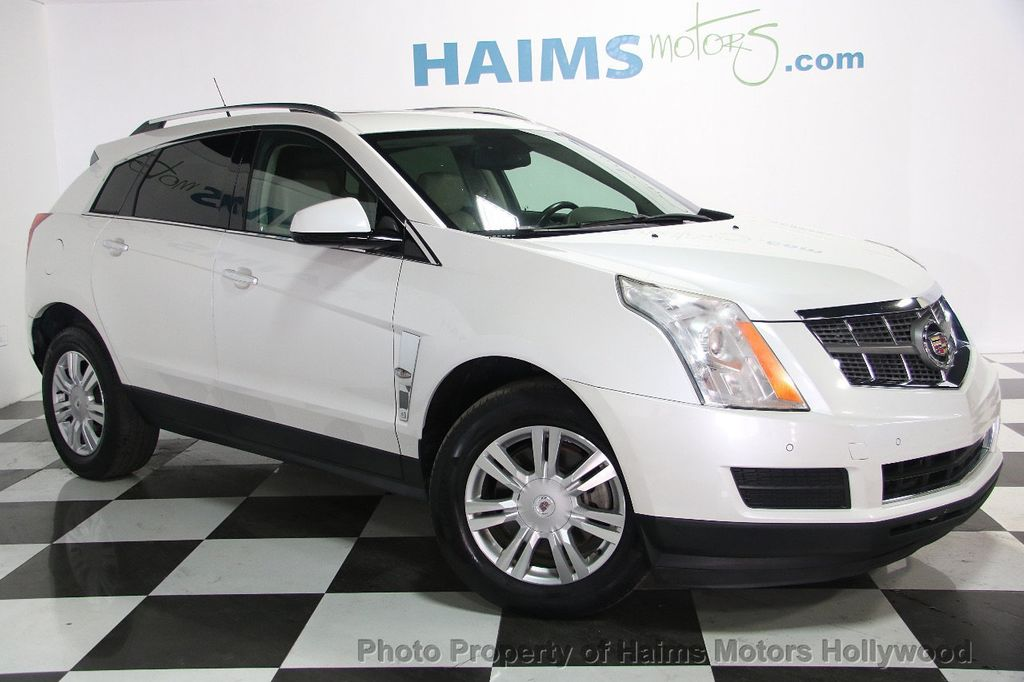 2011 Cadillac SRX FWD 4dr Luxury Collection - 16121663 - 2