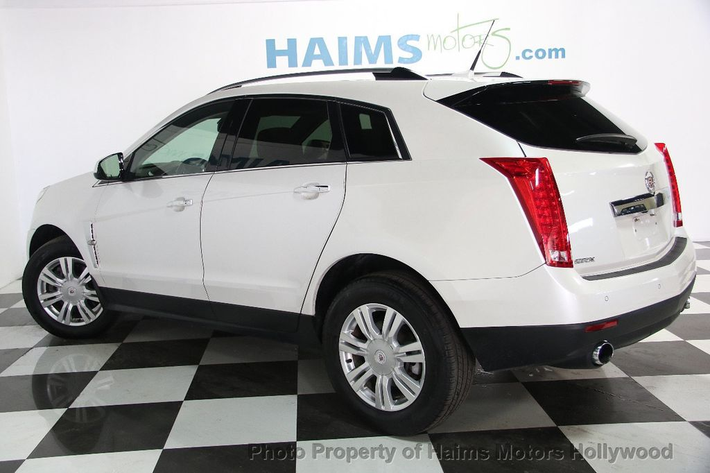 2011 Cadillac SRX FWD 4dr Luxury Collection - 16121663 - 3