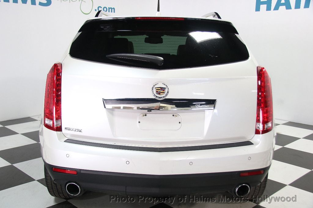 2011 Cadillac SRX FWD 4dr Luxury Collection - 16121663 - 4