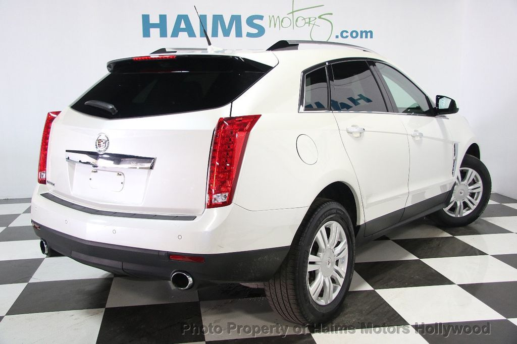 2011 Cadillac SRX FWD 4dr Luxury Collection - 16121663 - 5