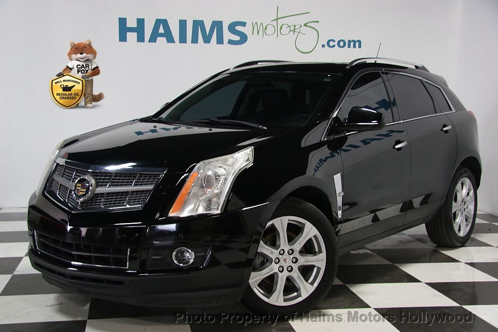 2011 Cadillac SRX FWD 4dr Premium Collection - 16876758 - 0