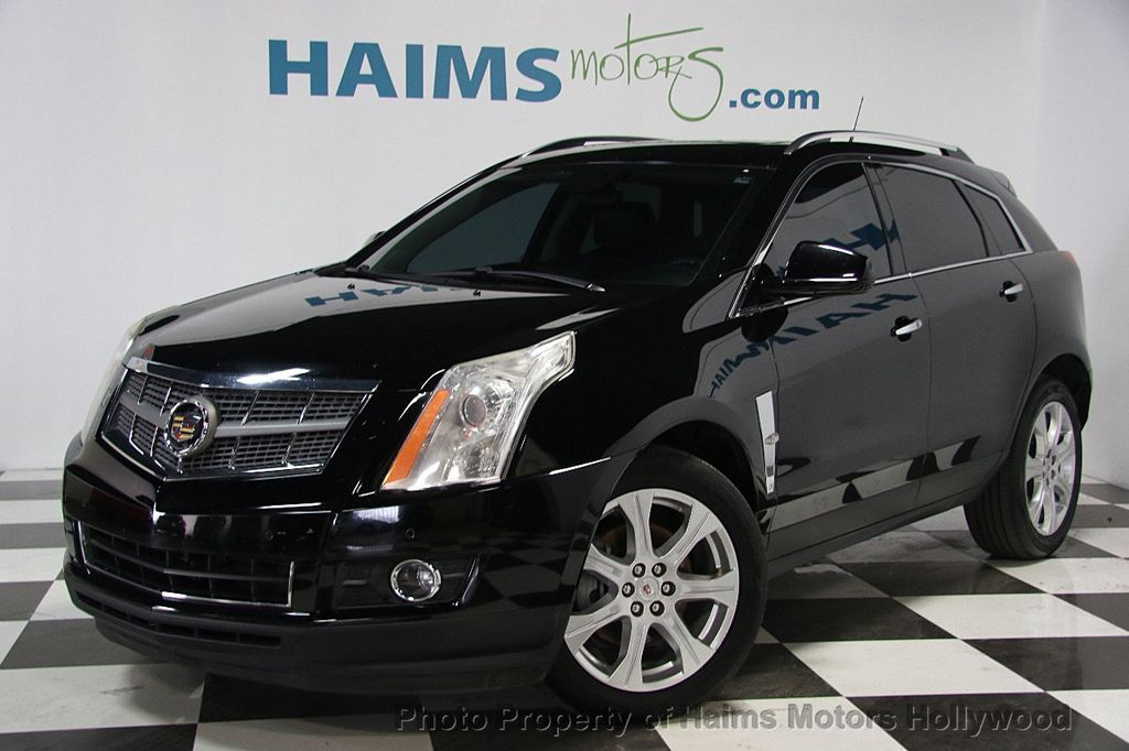 2011 used cadillac srx fwd 4dr premium collection at haims motors serving fort lauderdale. Black Bedroom Furniture Sets. Home Design Ideas