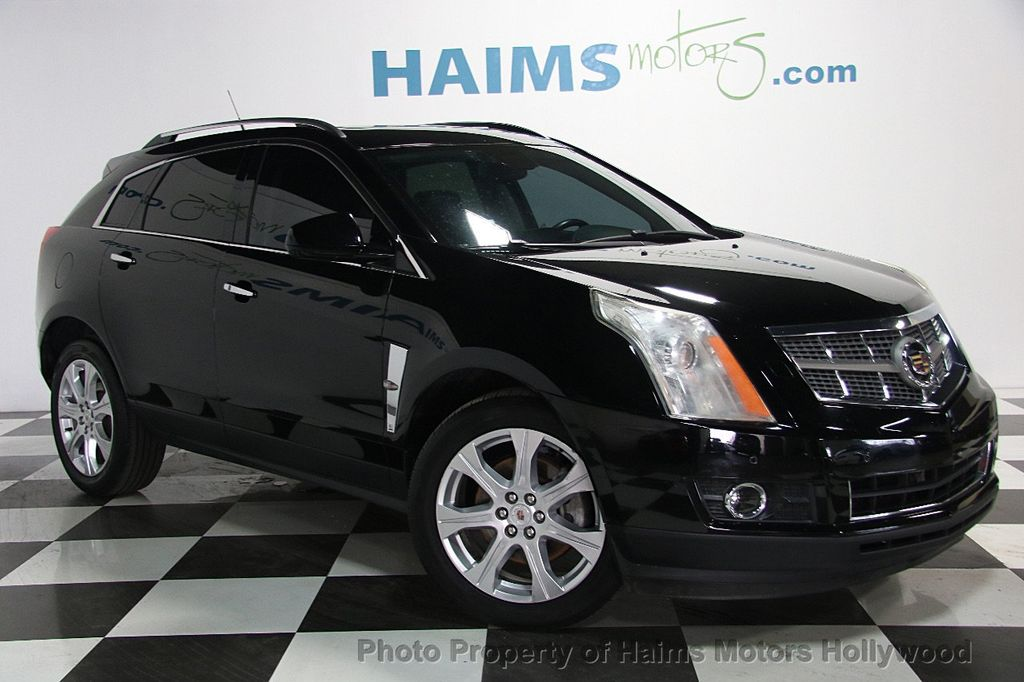 2011 Cadillac SRX FWD 4dr Premium Collection - 16876758 - 3