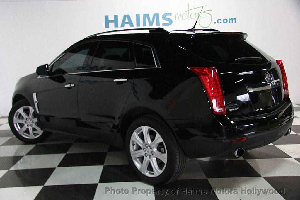 2011 Cadillac SRX FWD 4dr Premium Collection - 16876758 - 4