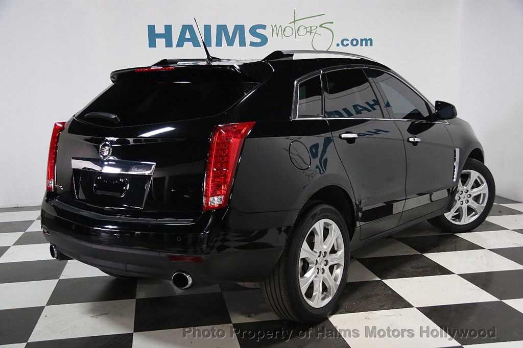 2011 Cadillac SRX FWD 4dr Premium Collection - 16876758 - 6