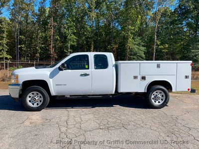 2011 Chevrolet 3500HD SRW 4 DOOR SC UTILITY SERVICE BODY JUST 41k ONE OWNER VA TRUCK!!! SUPER CLEAN!! - Click to see full-size photo viewer
