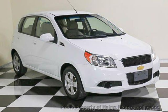 2011 Used Chevrolet Aveo 5dr Hb Ls At Haims Motors Serving Fort