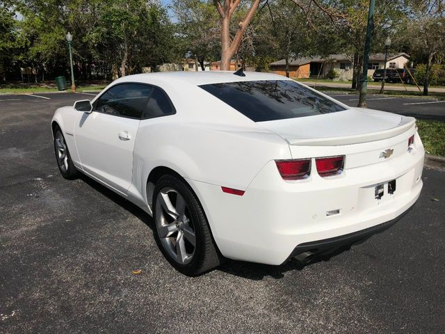 2011 Chevrolet Camaro 2dr Coupe 1LT - Click to see full-size photo viewer