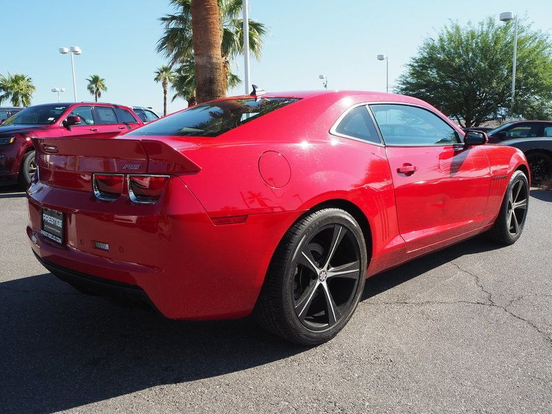 2011 Chevrolet Camaro 2dr Coupe 1LT - 17783236 - 11