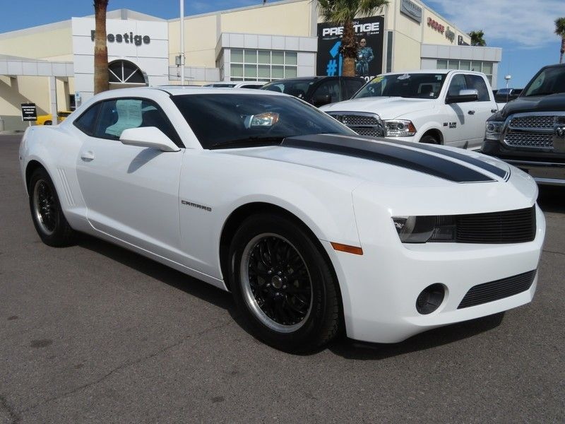 2011 Chevrolet Camaro 2dr Coupe 2LS - 17260994 - 2