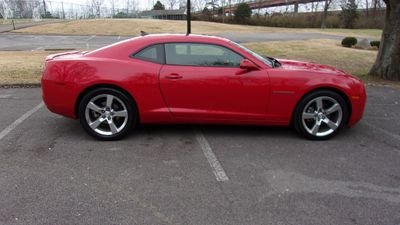 2011 Chevrolet Camaro 2dr Coupe 2LT - Click to see full-size photo viewer