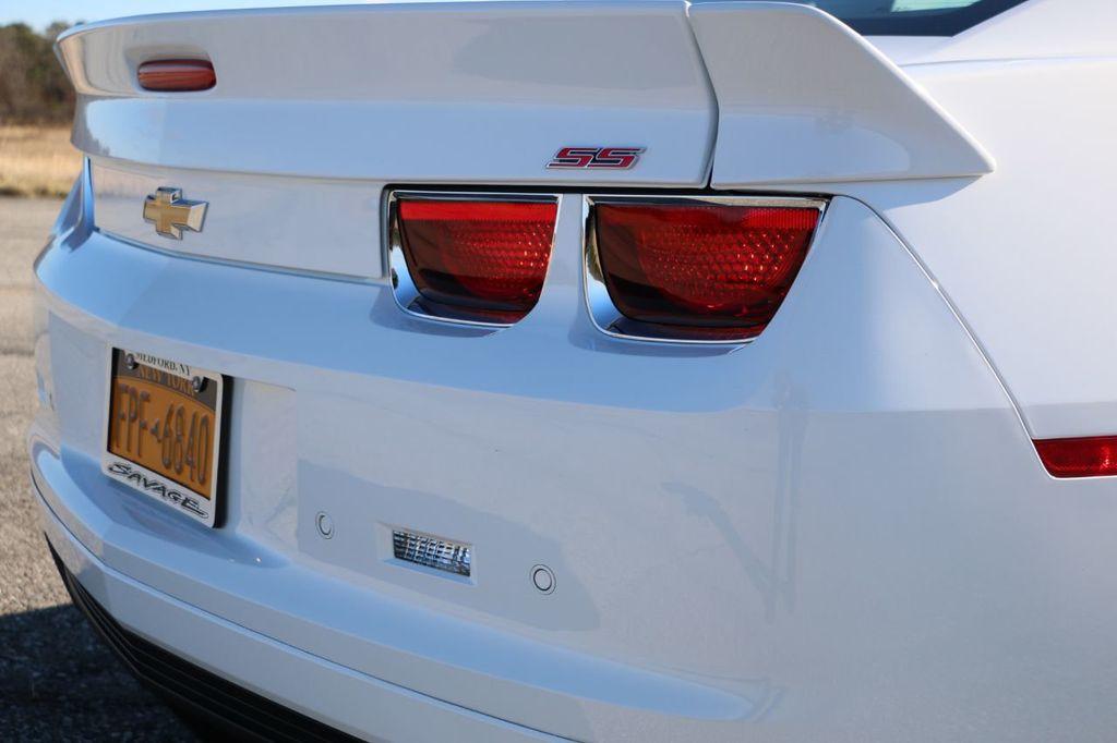 2011 Chevrolet Camaro Synergy - 18505266 - 20