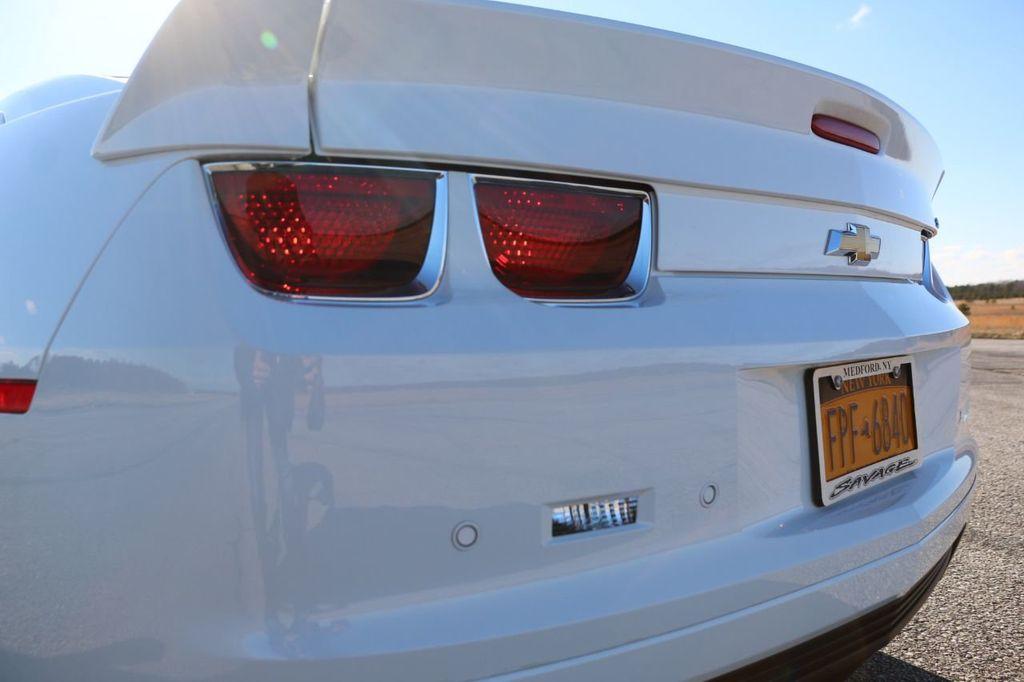 2011 Chevrolet Camaro Synergy - 18505266 - 22