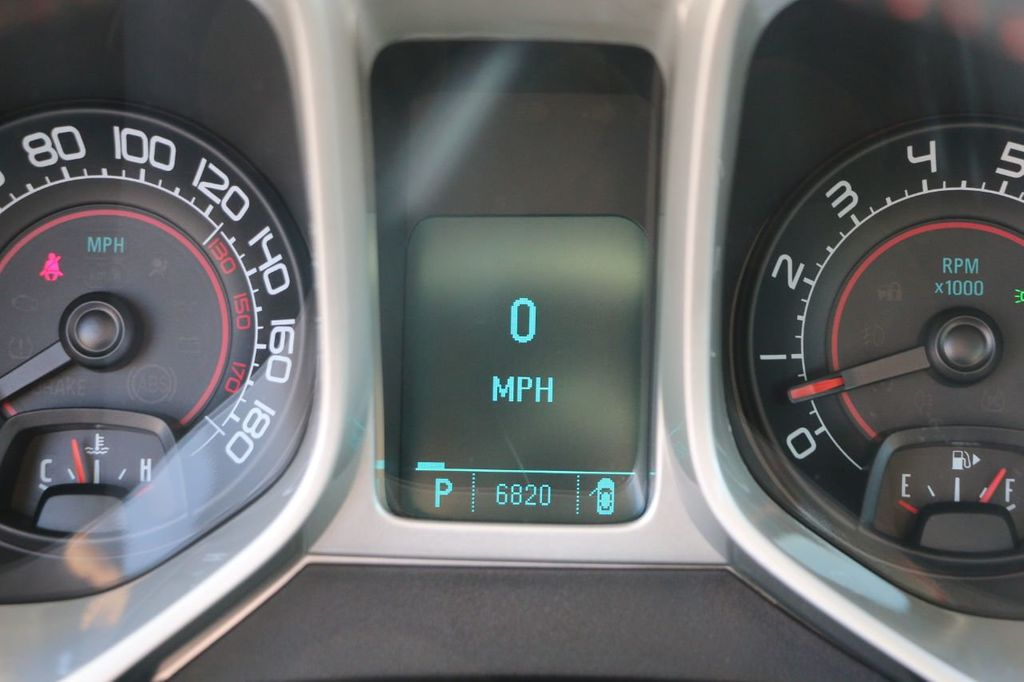 2011 Chevrolet Camaro Synergy - 18505266 - 48