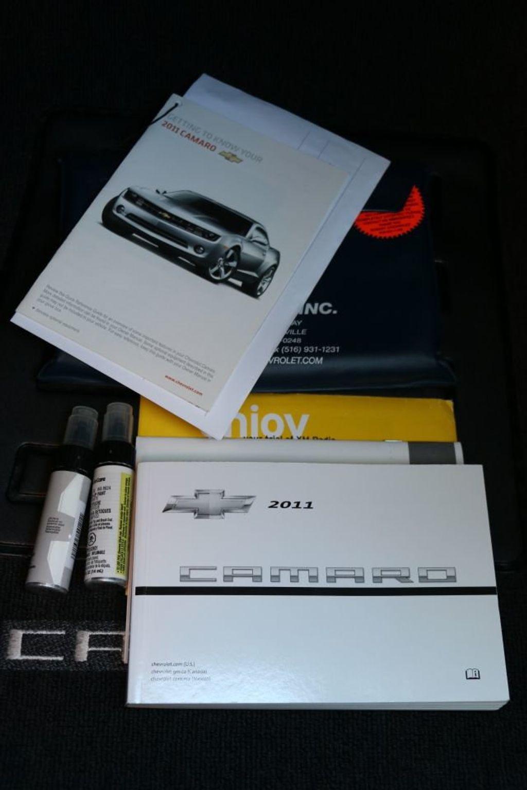 2011 Chevrolet Camaro Synergy - 18505266 - 98