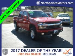 2011 Chevrolet Colorado - 1GCHTCFE6B8139620
