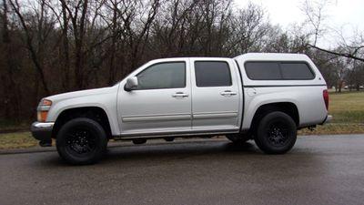 "2011 Chevrolet Colorado 4WD Crew Cab 126.0"" LT w/1LT Truck"