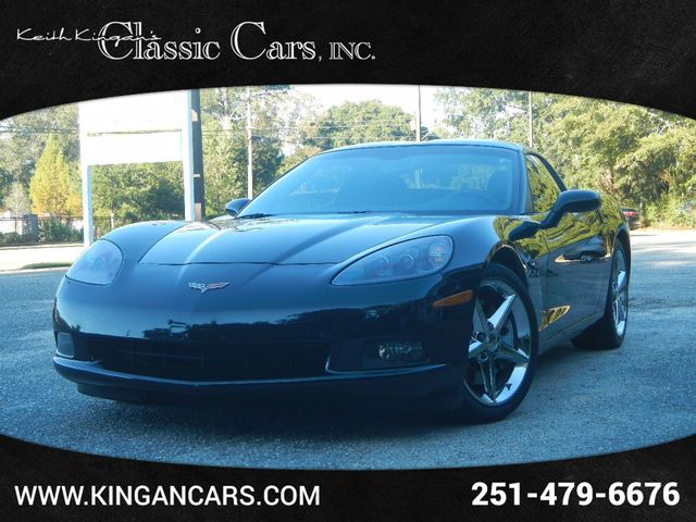 2011 Chevrolet Corvette 2dr Coupe w/2LT
