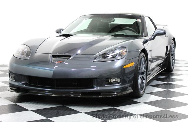 2011 Chevrolet Corvette CERTIFIED ZR1 3ZR COUPE - 16224372 - 13