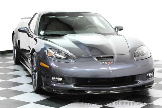 2011 Chevrolet Corvette CERTIFIED ZR1 3ZR COUPE - 16224372 - 15