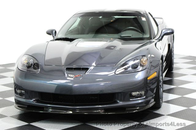 2011 Chevrolet Corvette CERTIFIED ZR1 3ZR COUPE - 16224372 - 53