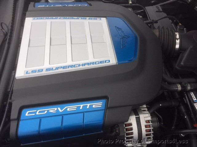 2011 Chevrolet Corvette CERTIFIED ZR1 3ZR COUPE - 16224372 - 5