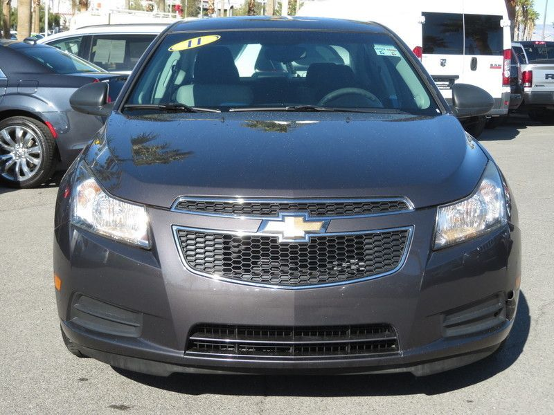 2011 Chevrolet CRUZE 4dr Sedan LS - 17407170 - 1