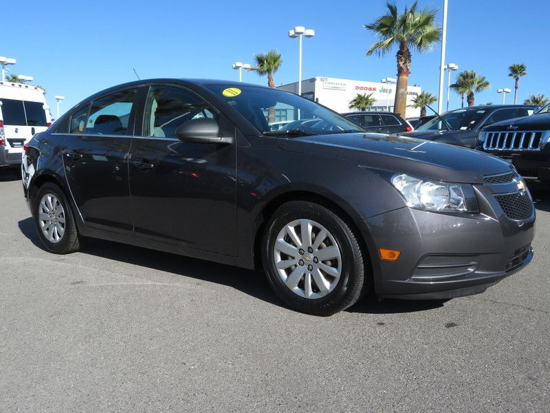 2011 Chevrolet CRUZE 4dr Sedan LS - 17407170 - 2