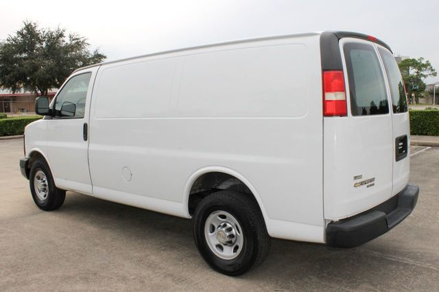 2011 Chevrolet Express 2500 Cargo Van For Sale Houston Tx 8 580 Motorcar Com