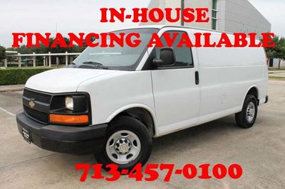 2011 Chevrolet Express 2500 Cargo 2011 Chevrolet Express 2500 Cargo Van, 162k Miles, AM/FM, Clean! - Click to see full-size photo viewer