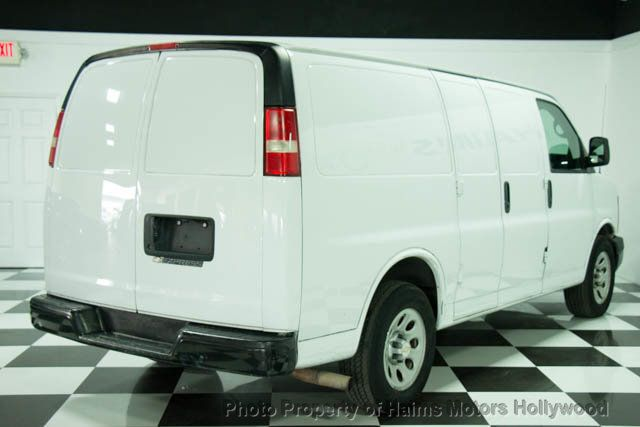 2011 used chevrolet express cargo van rwd 1500 135 at. Black Bedroom Furniture Sets. Home Design Ideas
