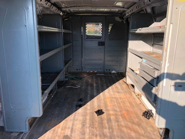 "2011 Chevrolet Express Cargo Van RWD 1500 135"" - Click to see full-size photo viewer"
