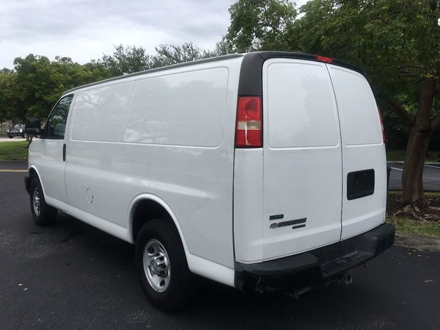 "2011 Chevrolet Express Cargo Van RWD 2500 135"" - Click to see full-size photo viewer"