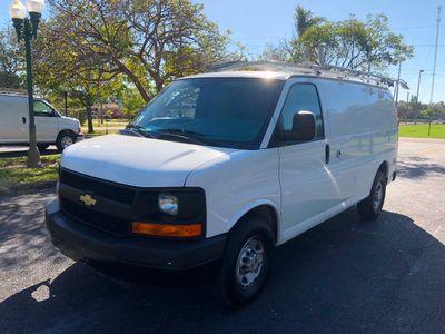 """2011 Chevrolet Express Cargo Van RWD 2500 135"""""""