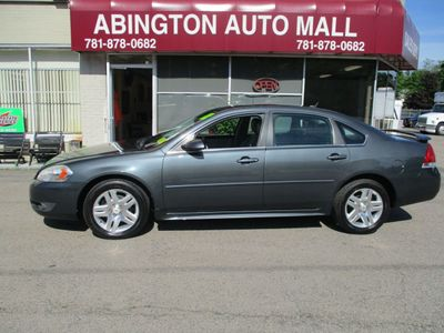 2011 Chevrolet Impala 4dr Sedan LT