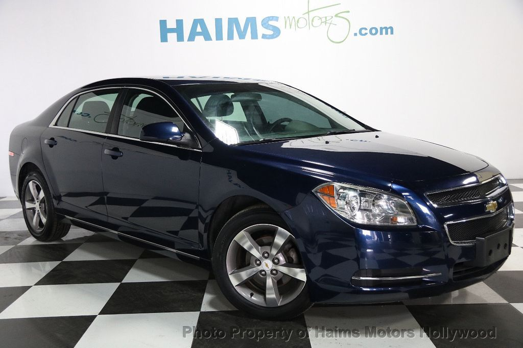 2011 used chevrolet malibu 4dr sedan lt w 1lt at haims. Black Bedroom Furniture Sets. Home Design Ideas