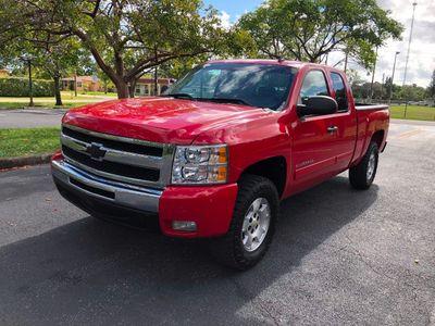 "2011 Chevrolet Silverado 1500 2WD Ext Cab 143.5"" LT Truck"