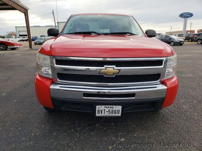 "2011 Chevrolet Silverado 1500 2WD Ext Cab 157.5"" LT - Click to see full-size photo viewer"